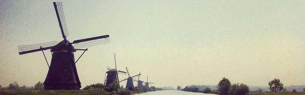 01: Kinderdijk, Netherlands