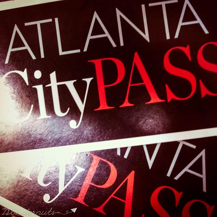 Atlanta City Pass to Awesome