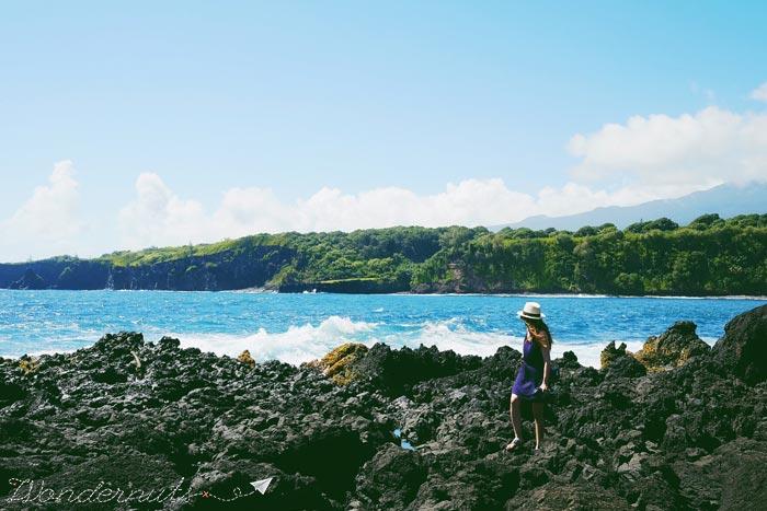 We lava this beach