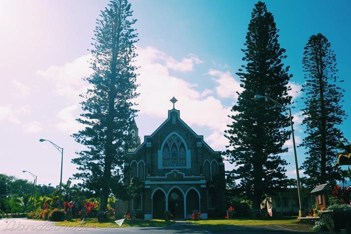 This church.